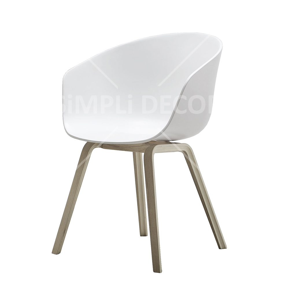hay replica chair milk decor