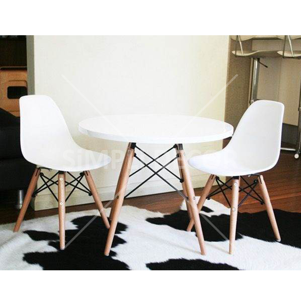 Kids eames chair milk decor for Kids sitting furniture