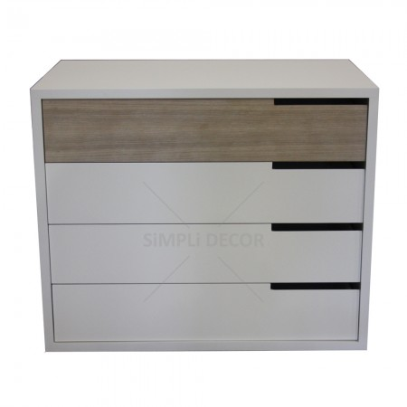 Viro compactum in white and wood