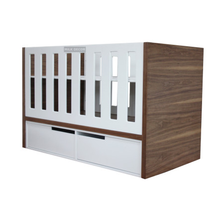 Zaya Cot with drawers 2