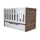 Zaya Cot with drawers 2